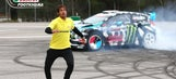 Video: Soccer ace Neymar Jr takes on rally star Ken Block in an epic game of Footkhana
