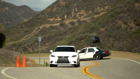 Photos: Shut Up and Drive at Mulholland Highway