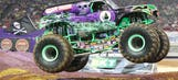 Photos: Monster Jam racing from the Georgia Dome in Atlanta