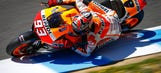 MotoGP: Marquez on top again following day of testing