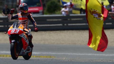 Photos: MotoGP action from Jerez