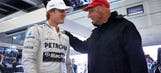 F1: Rosberg can bounce back, says Lauda