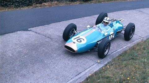 Photos: Remembering Sir Jack Brabham