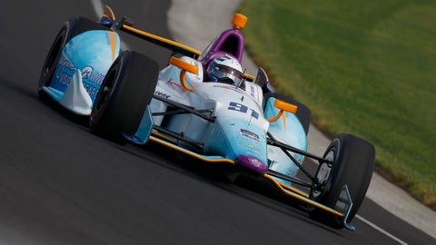 2014 Indy 500 grid: 33rd position