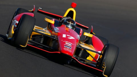 2014 Indy 500 grid: 32nd position