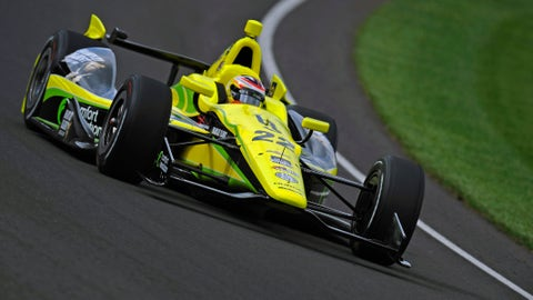 2014 Indy 500 grid: 31st position
