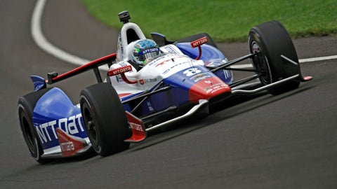 2014 Indy 500 grid: 30th position