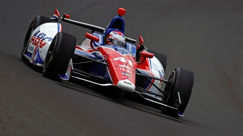 2014 Indy 500 grid: 29th position