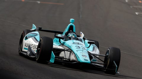 2014 Indy 500 grid: 28th position