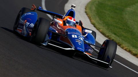 2014 Indy 500 grid: 26th position