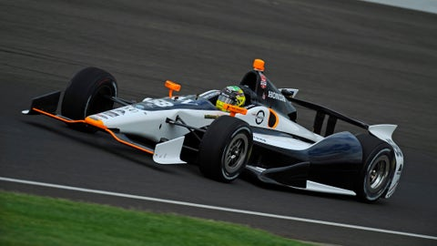 2014 Indy 500 grid: 24th position
