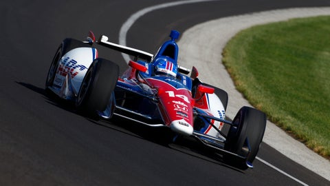 2014 Indy 500 grid: 23rd position