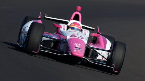 2014 Indy 500 grid: 22nd position