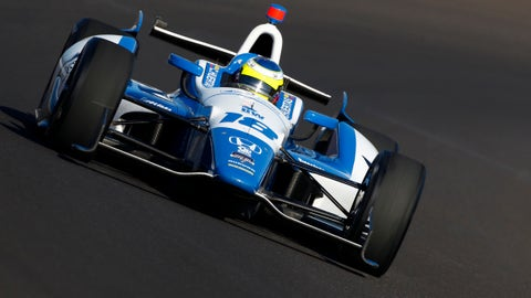 2014 Indy 500 grid: 21st position