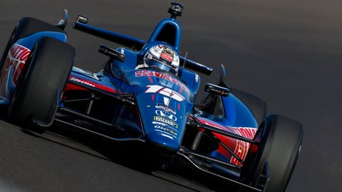 2014 Indy 500 grid: 20th position