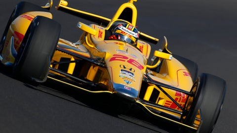 2014 Indy 500 grid: 19th position