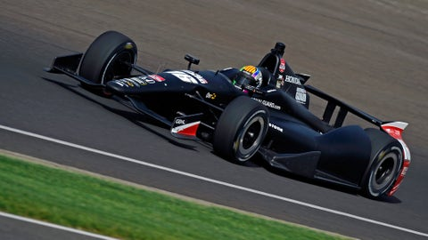 2014 Indy 500 grid: 18th position