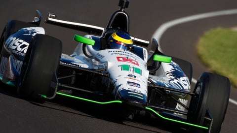 2014 Indy 500 grid: 17th position