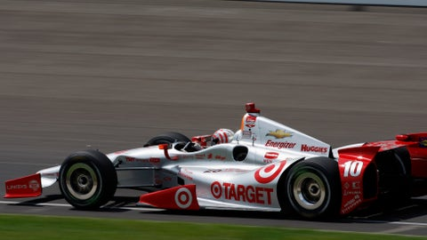 2014 Indy 500 grid: 16th position