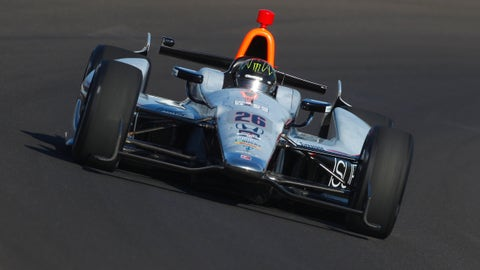 2014 Indy 500 grid: 12th position