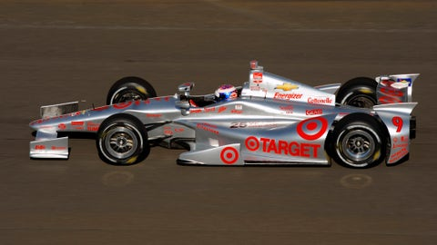 2014 Indy 500 grid: 11th position