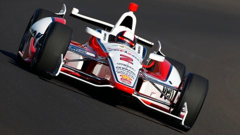 2014 Indy 500 grid: 10th position