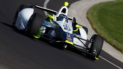 2014 Indy 500 grid: 8th position