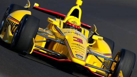 2014 Indy 500 grid: 4th position