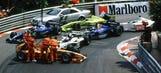 Photos: Formula One Mona-carnage