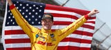 Dash for cash: Hunter-Reay pockets $2.5 million for Indy 500 win