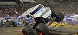 Photo Gallery: Monster Jam racing in Tampa