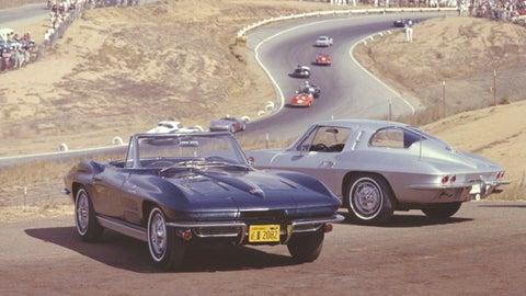 1963 Chevrolet Corvettes