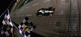 Carpenter holds on to win IndyCar race at Texas Motor Speedway