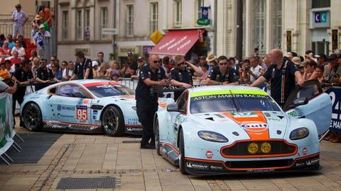Gallery: 24 Hours of Le Mans scrutineering