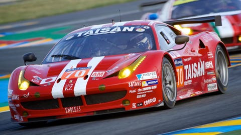 Photos: 24 Hours of Le Mans qualifying action