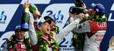 Audi overcomes adversity to win 13th title at 24 Hours of Le Mans