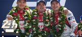 Video: Audi takes 1-2 finish in eventful 24 Hours of Le Mans