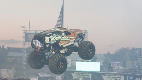 Monster Jam World Finals XV in Las Vegas: Bad Habit