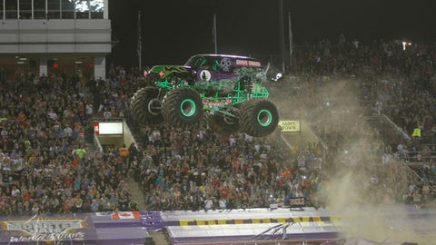 Monster Jam World Finals XV in Las Vegas: Grave Digger®