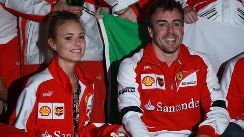 Photos: Formula 1 WAGS