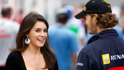 Photos: Formula 1 WAGS