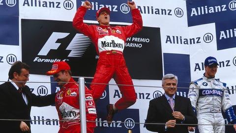 Gallery: From rookie to legend - Michael Schumacher's racing career