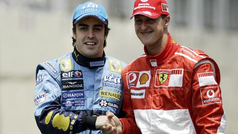 Gallery: From rookie to legend - Michael Schumacher's racing career