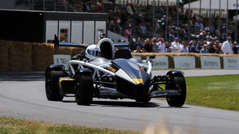 Gallery: 2014 Goodwood Festival of Speed