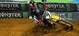 James Stewart allowed to finish motocross championship despite failed drug test