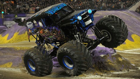 Photos: Monster Jam freestyle action from Orlando