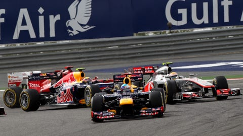 Gallery: Sebastian Vettel's F1 career
