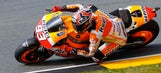 Marquez smashes track record en route to pole at German Grand Prix