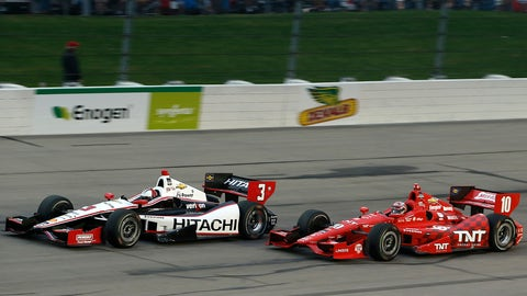 IndyCar photos: Iowa Corn Indy 300