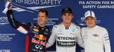 F1: Rosberg takes pole as car failures, rain stir up order in Hungary